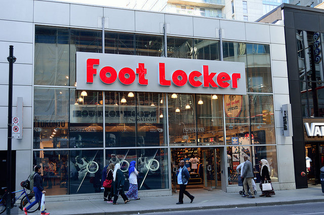 Foot Locker Stock