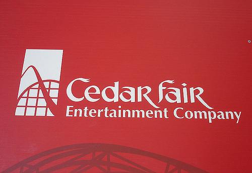 Cedar Fair Stock