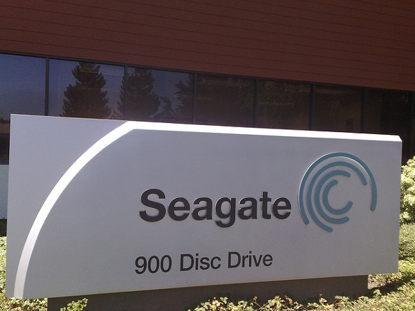 Seagate dividend