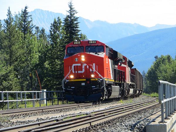 CN Stock