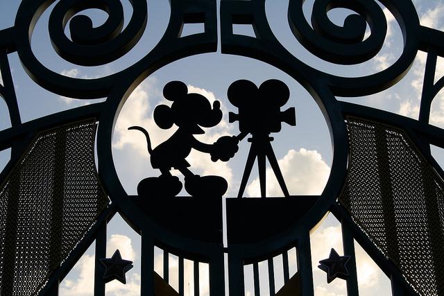 Disney split history