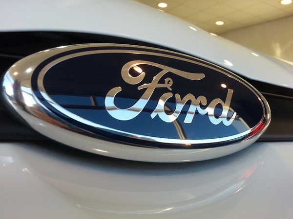 Ford Dividend history