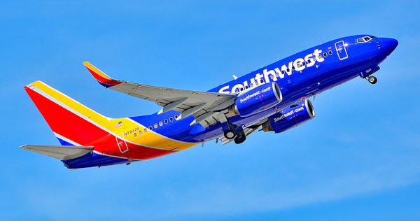 Southwest airline stock