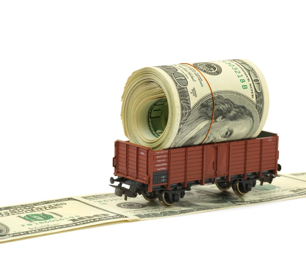 2 Top Railroad Stocks, Buffett-Style