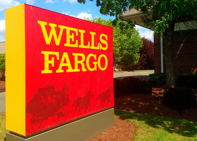 Wells Fargo Stock