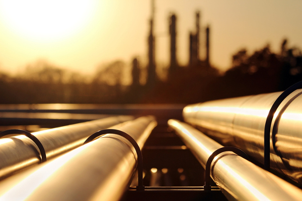 Oil Pipeline Stock