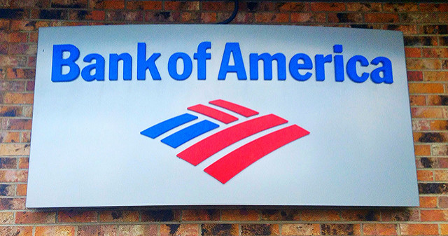 Bank of America Warren buffett