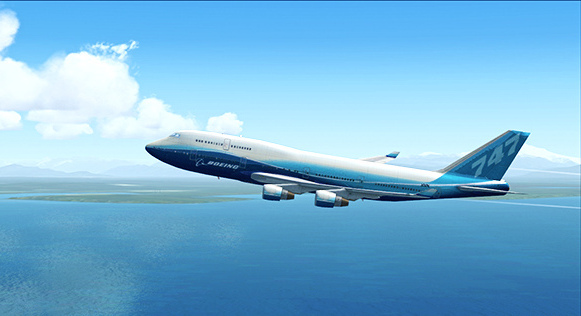 Boeing stock 2017