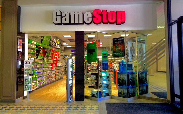 Gamestop Stock Valuation