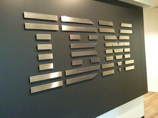 IBM Warren buffett