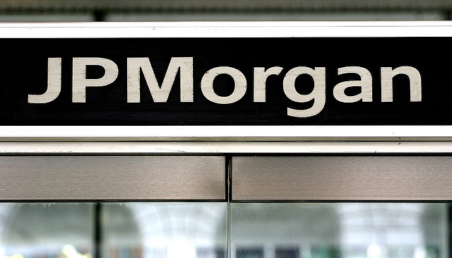 JP Morgan Stock