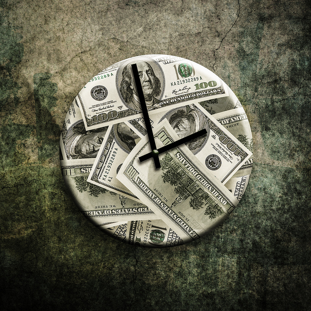 WMT Time is money
